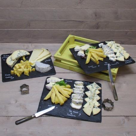 Ardoise de fromages