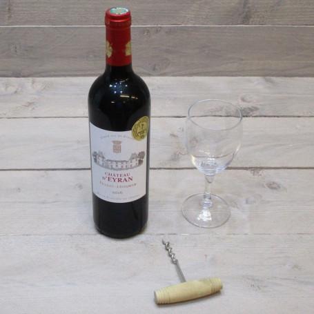 Vin rouge - AOC Graves Pessac Léognan